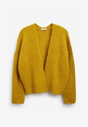 LOFTY EDGE TO EDGE  - Cardigan - yellow