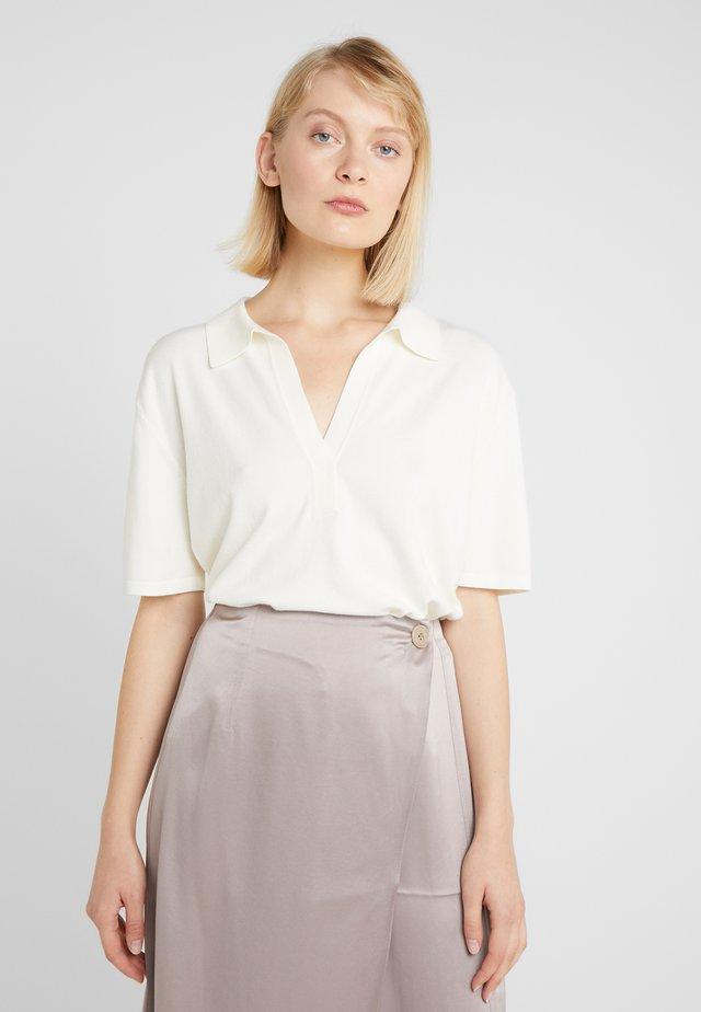 KEMIA - T-shirts med print - offwhite