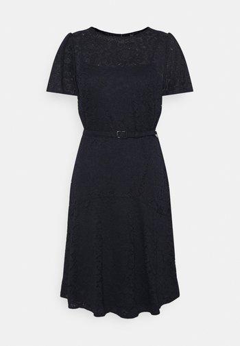 GORDON STRETCH DRESS - Cocktail dress / Party dress - lighthouse navy