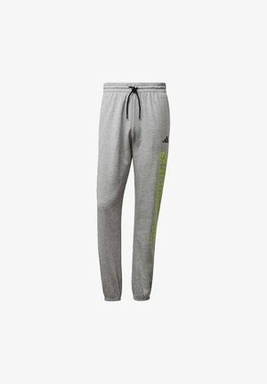 3-STRIPES GRAPHIC JOGGERS - Trainingsbroek - grey