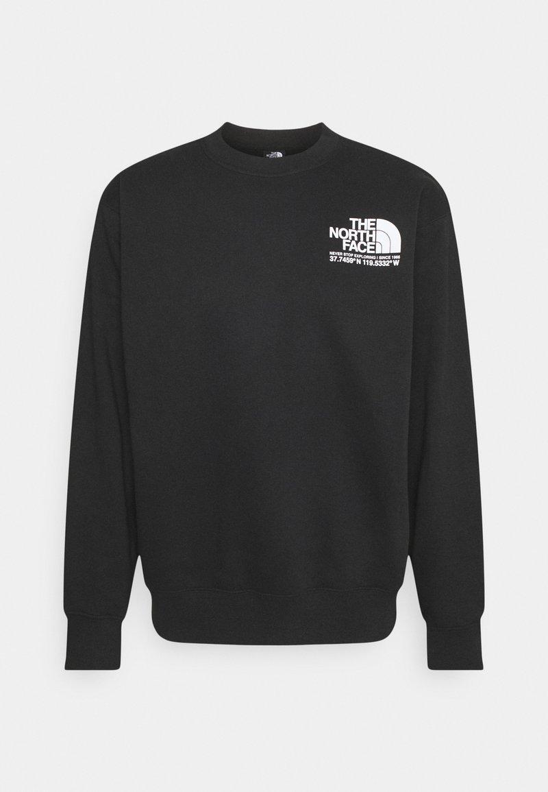 The North Face - COORDINATES CREW - Sweatshirt - black