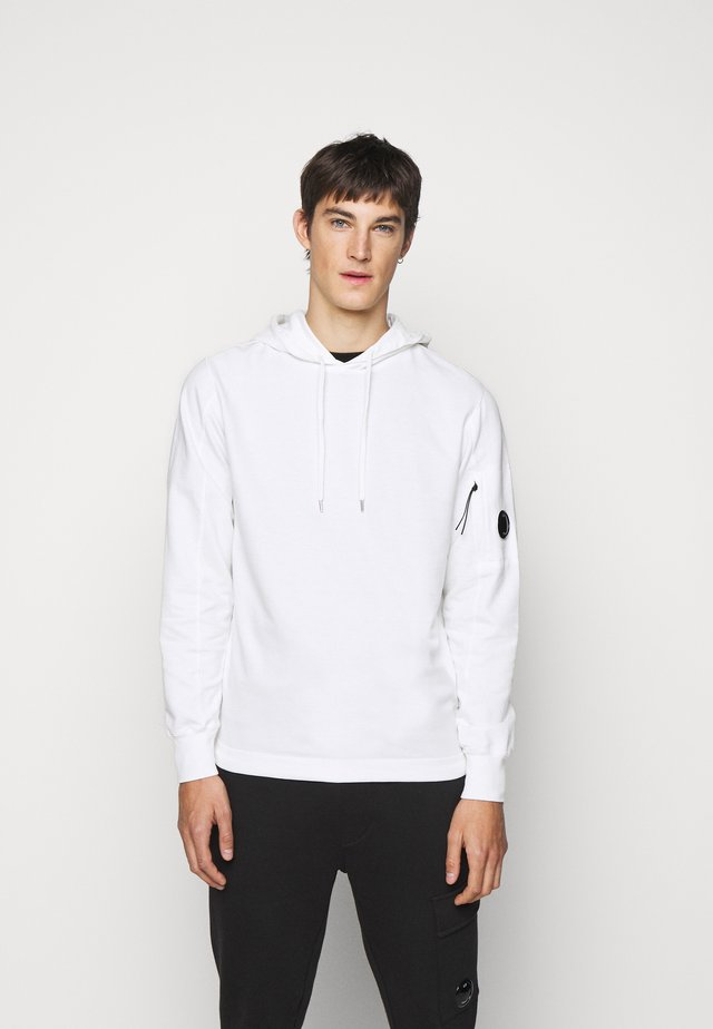 SWEAT HOODED - Hoodie - gauze white