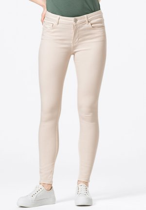 Jeans Skinny Fit - creme