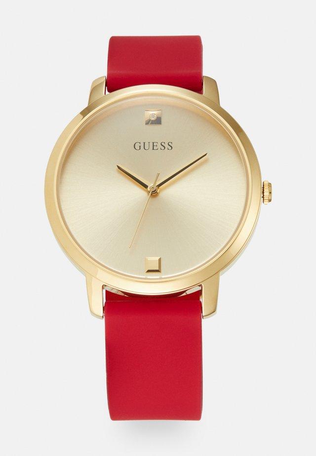 NOVA - Horloge - red