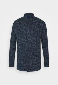 Jack & Jones - JORDUDE SLIM FIT - Shirt - navy blazer - 5