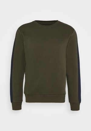 JCOZ SPORT CREW NECK - Sweatshirt - forest night