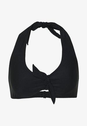BIG KNOT - Bikinitoppe - black