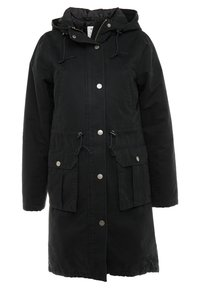 MANAGED JACKET - Parka - black