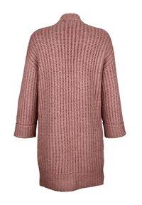 Dress In - Cardigan - rosé - 8
