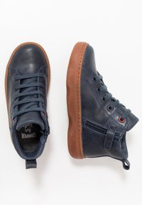 Camper - KIDO KIDS - Lace-up ankle boots - navy - 0