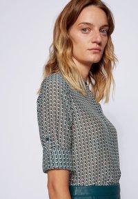 BOSS - EFELIZE_17 - Button-down blouse - patterned - 4