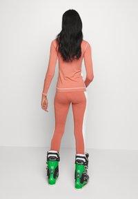 Topshop - SNO THERMAL  - Leggings -  pink - 2