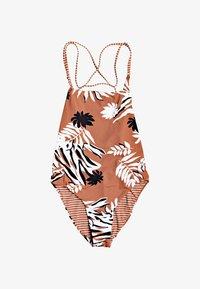 Roxy - Swimsuit - auburn savana s - 0