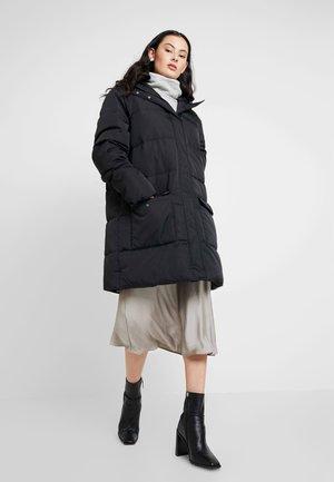 IDINA - Down coat - black