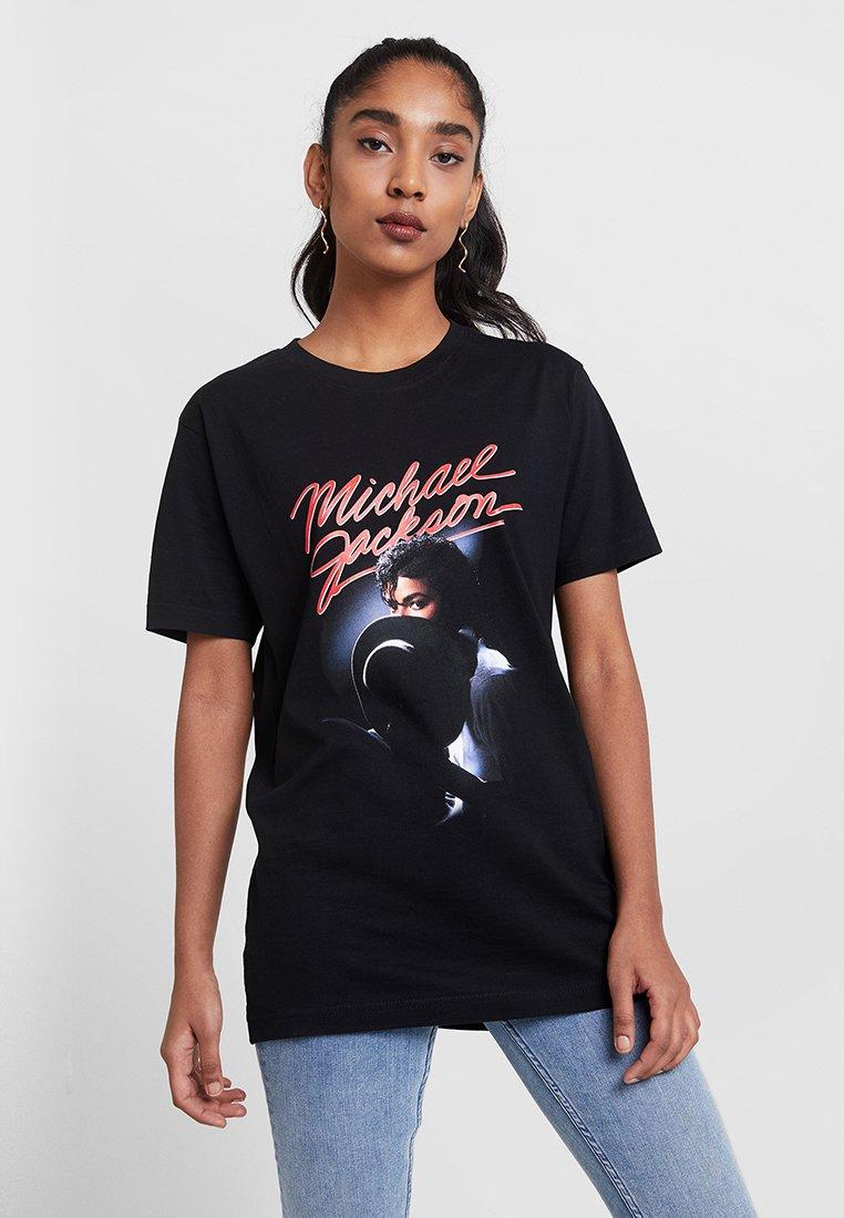 Merchcode - Print T-shirt - black