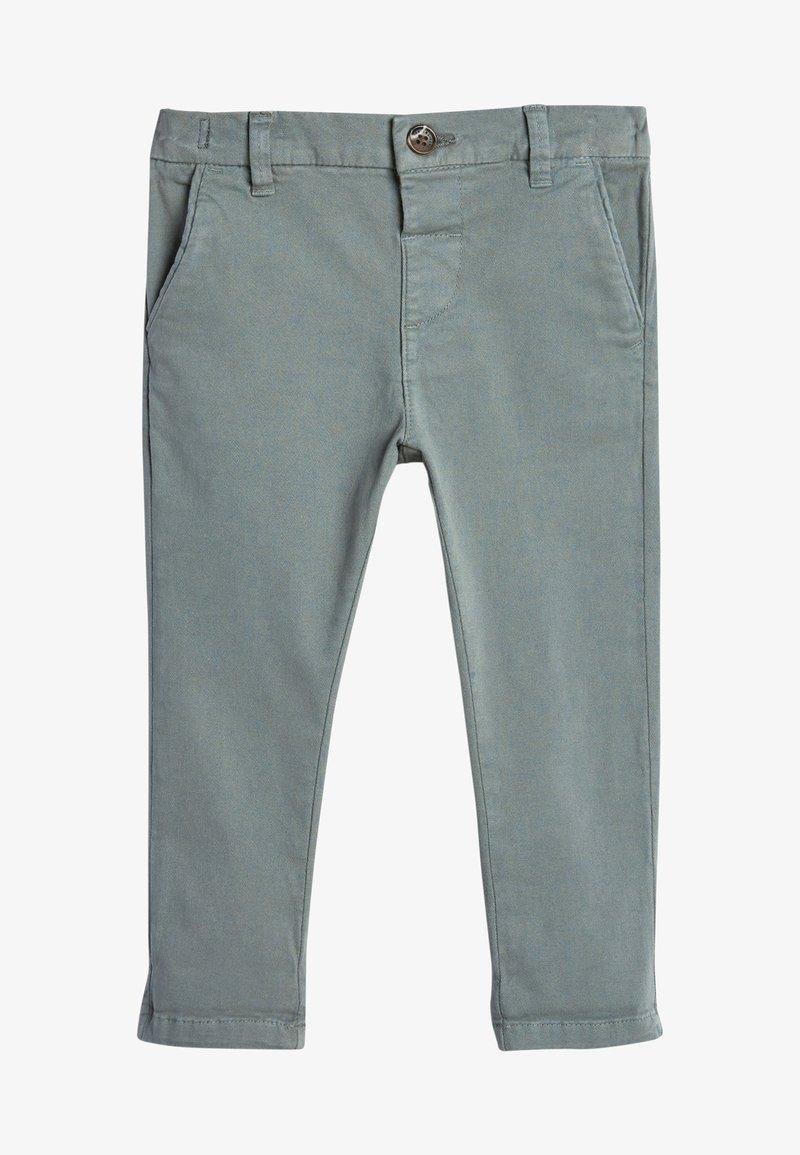 Next - STRETCH - Pantalones chinos - blue
