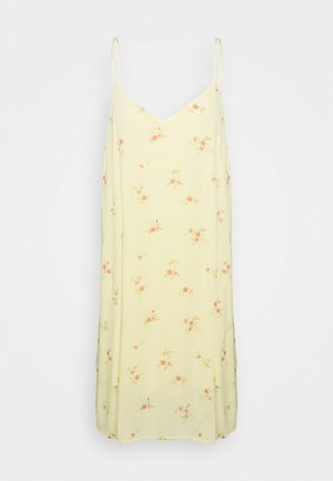 Day dress - lemon