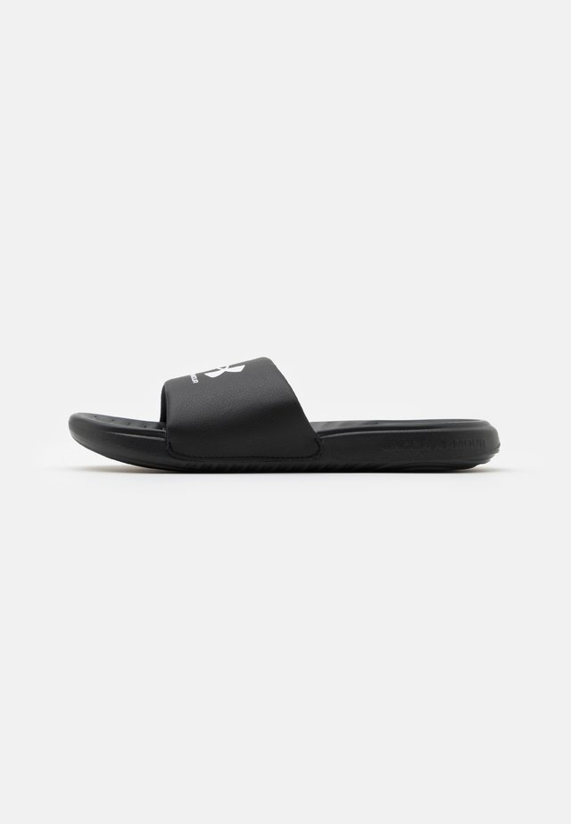 ANSA FIX - Badslippers - black