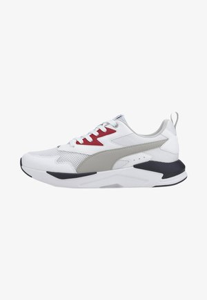 X-RAY LITE  - Sneakers basse - white-gray -red-new navy