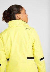 Ziener - TOYAH LADY - Ski jas - yellow power - 7