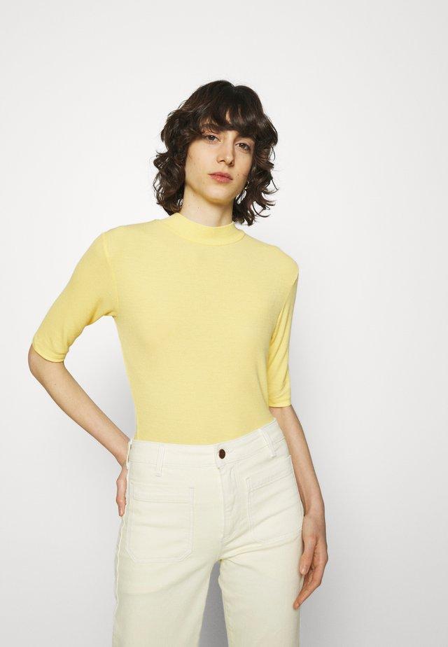 KROWN - T-shirt basique - lemon haze
