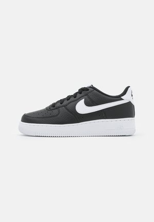 AIR FORCE 1 - Sneakers laag - black/white