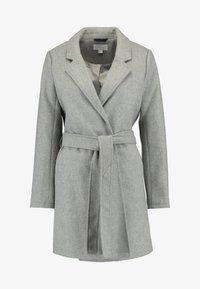 Springfield - ABRIGO PAÑO CINTURON - Short coat - grey - 3