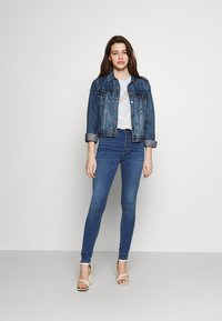 ONLY - ONLROYAL LIFE - Skinny džíny - light medium blue denim - 1