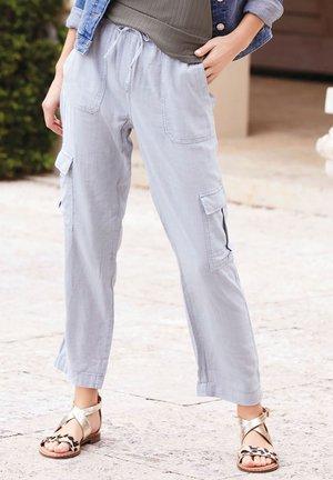Pantalon cargo - blue