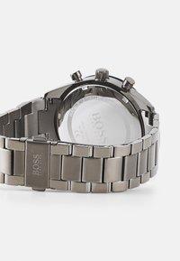 BOSS - SANTIAGO - Chronograph watch - grey/blue - 1