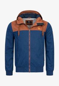 INDICODE JEANS - FLEMMING - Light jacket - rootbeer - 14