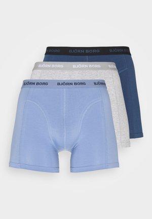 SEASONAL SOLID SAMMY 3 PACK - Underkläder - english manor