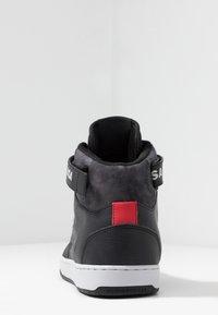 DC Shoes - PENSFORD SE - Skatesko - black/grey/red - 3