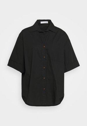 MARQUIS  - Blouse - plain black