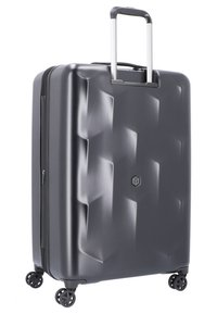 Hedgren - EDGE CARVE - Wheeled suitcase - black