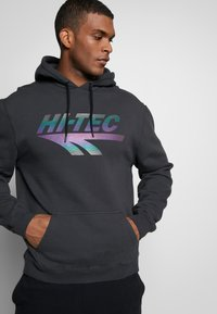 Hi-Tec - LEMAR - Huppari - washed black - 3