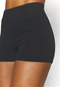 Capezio - SHORT - Legging - black - 4