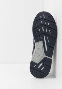 Bugatti - BALENO - Sneakersy niskie - dark blue - 4
