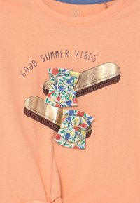 Lemon Beret - SMALL GIRLS - T-shirts print - prairie sunset - 2