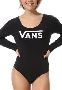 Vans - T-shirt à manches longues - black - 0