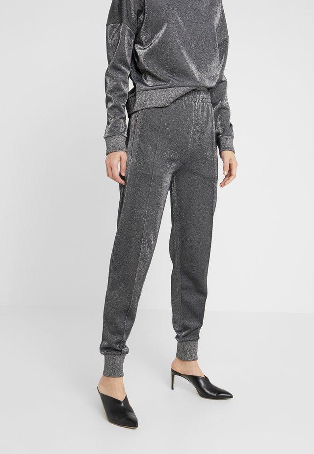 NALEI - Teplákové kalhoty - metallic grey
