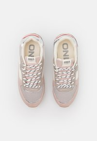 ONLY SHOES - ONLSONIA - Sneakersy niskie - light pink - 5