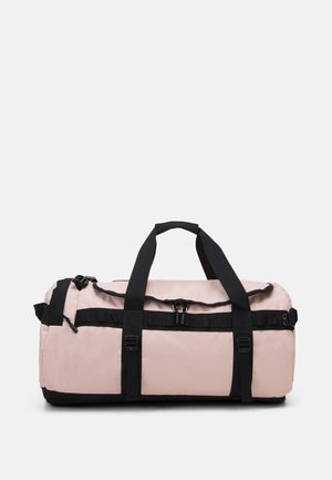 BASE CAMP DUFFEL M UNISEX - Sportovní taška - pink/black