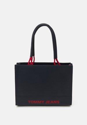 FEMME TOTE - Handbag - blue