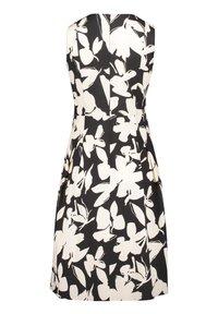 Vera Mont - Day dress - black/cream - 3