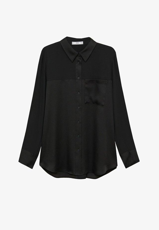 BIMA - Overhemdblouse - noir