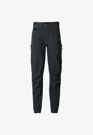 WOMENS QIMSA PANTS II - Outdoor trousers - black