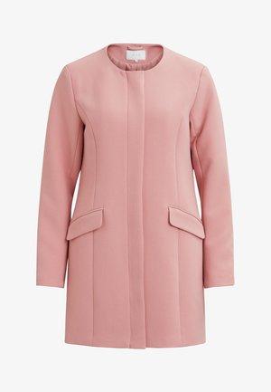 VIPURE - Short coat - berry