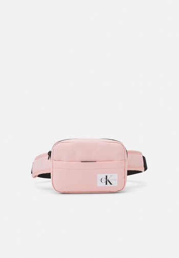 MONOGRAM BADGE WAISTBAG UNISEX