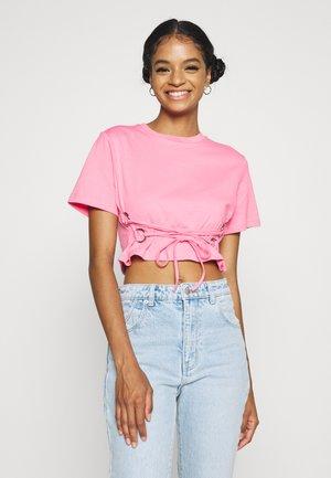 DREAMER - Print T-shirt - pink